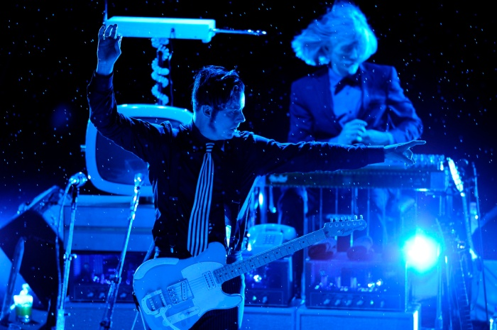 Jack White Red Rocks Amphitheatre