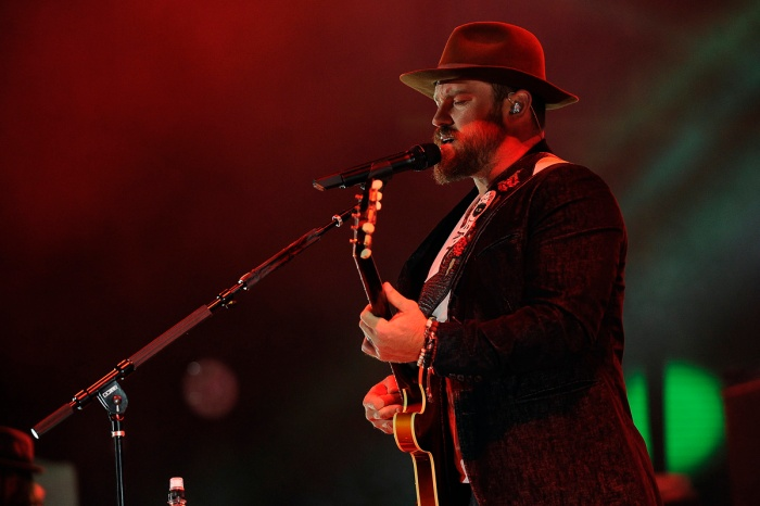Zac Brown Band Performs in Denver