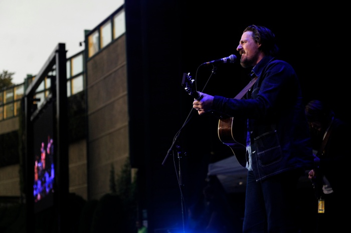 Sturgill Simpson Performs in Denver